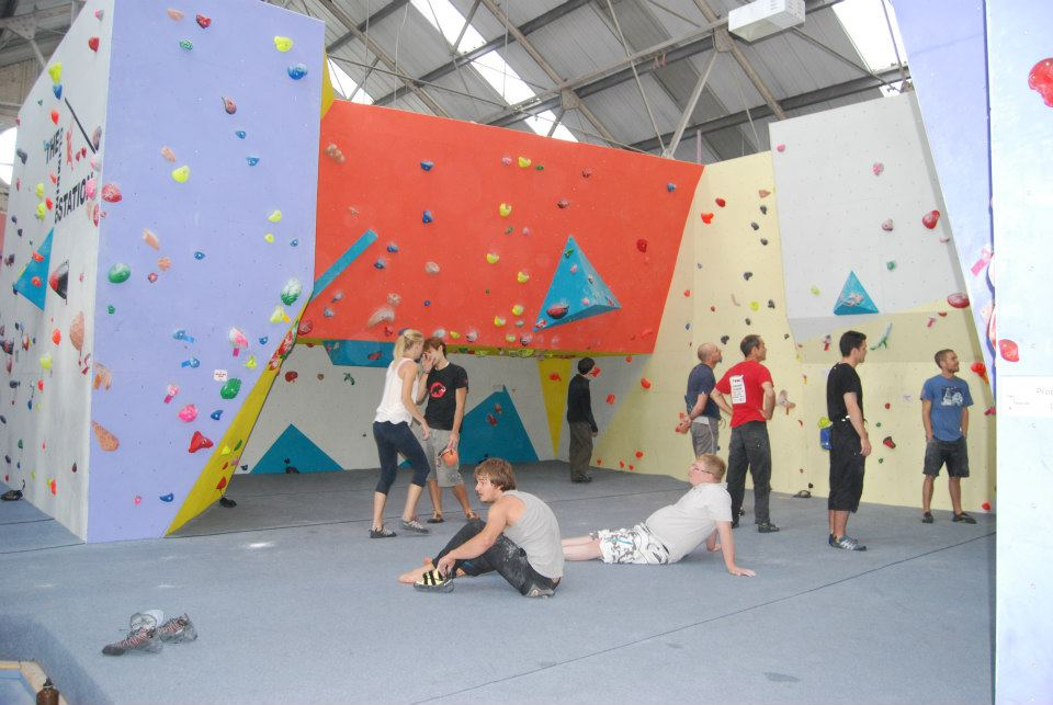The Climbing Station Bouldering Centre