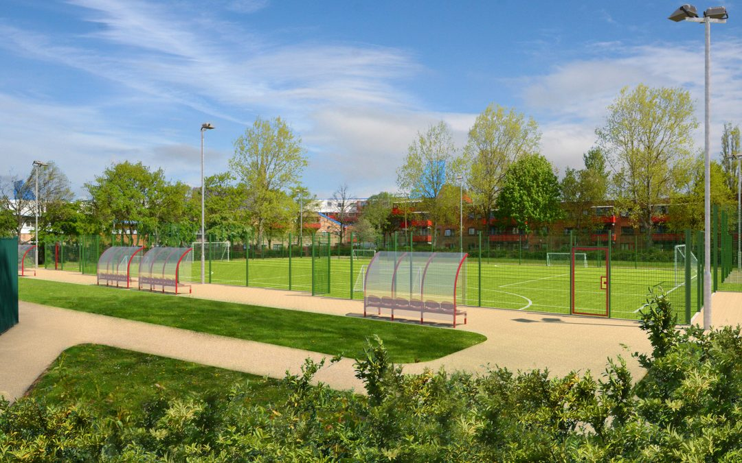 Byker Community Sports Facility