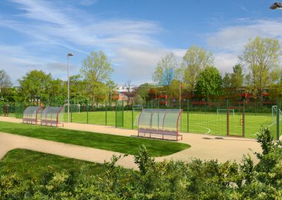 Byker Community Sports Facility