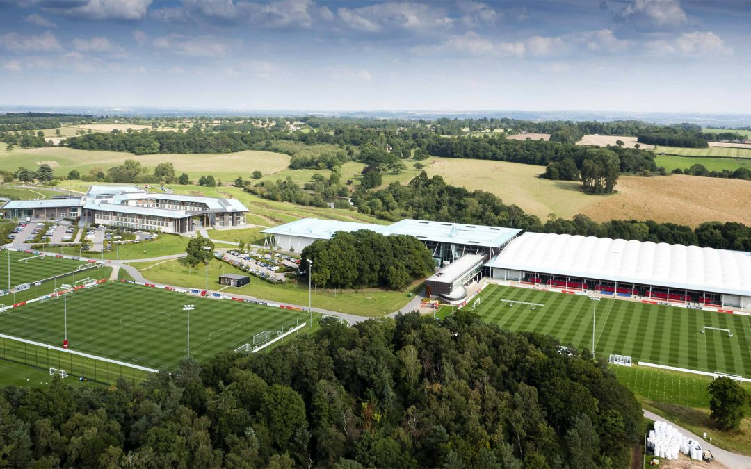 The English FA National Football Centre