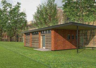 Sports Pavilion Renovation